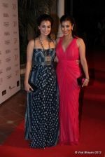 Dia Mirza, Sophie Chaudhary at Loreal Femina Women Awards in Mumbai on 22nd March 2012 (237).JPG