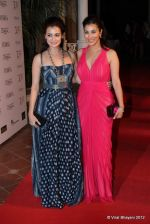 Dia Mirza, Sophie Chaudhary at Loreal Femina Women Awards in Mumbai on 22nd March 2012 (239).JPG
