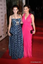 Dia Mirza, Sophie Chaudhary at Loreal Femina Women Awards in Mumbai on 22nd March 2012 (240).JPG