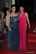 Dia Mirza, Sophie Chaudhary at Loreal Femina Women Awards in Mumbai on 22nd March 2012 (243).JPG