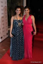 Dia Mirza, Sophie Chaudhary at Loreal Femina Women Awards in Mumbai on 22nd March 2012 (244).JPG