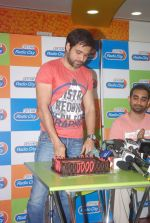 Emraan Hashmi at Jannat music launch in Radiocity, Mumbai on 22nd March 2012 (38).JPG