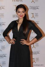 Gauhar Khan at Loreal Femina Women Awards in Mumbai on 22nd March 2012 (140).JPG