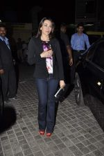Karisma Kapoor at Agent Vinod screening at PVR Juhu, Mumbai on 22nd March 2012 (42).JPG