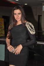 Kehkashan Patel at Agent Vinod Screening in INOX, Mumbai on 22nd March 2012 (9).JPG
