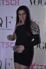 Kehkashan Patel at DVF-Vogue dinner in Mumbai on 22nd March 2012 (104).JPG