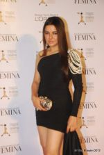 Kehkashan Patel at Loreal Femina Women Awards in Mumbai on 22nd March 2012 (95).JPG