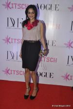 Madhoo Shah at DVF-Vogue dinner in Mumbai on 22nd March 2012 (49).JPG
