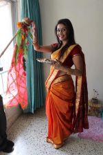 Manjari Phadnis gudi padwa photo shoot in Mumbai on 22nd March 2012 (41).JPG