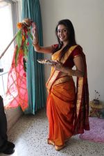 Manjari Phadnis gudi padwa photo shoot in Mumbai on 22nd March 2012 (42).JPG