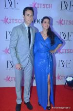Neha Dhupia at DVF-Vogue dinner in Mumbai on 22nd March 2012 (209).JPG