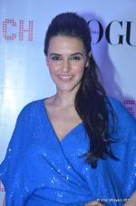 Neha Dhupia at DVF-Vogue dinner in Mumbai on 22nd March 2012 (214).JPG