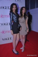 Shama Sikander at DVF-Vogue dinner in Mumbai on 22nd March 2012 (293).JPG