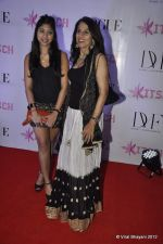 Shobha De at DVF-Vogue dinner in Mumbai on 22nd March 2012 (62).JPG