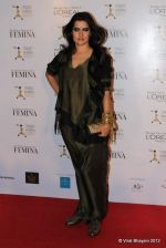 Shona Mohapatra at Loreal Femina Women Awards in Mumbai on 22nd March 2012 (132).JPG
