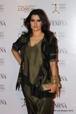 Shona Mohapatra at Loreal Femina Women Awards in Mumbai on 22nd March 2012 (133).JPG