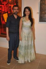 Shraddha Nigam, Mayank Anand  at Paresh Maity art event in ICIA on 22nd March 2012 (54).JPG