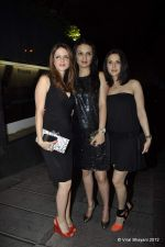 Suzanne Roshan, Anu Dewan, Preity Zinta at DVF-Vogue dinner in Mumbai on 22nd March 2012 (123).JPG