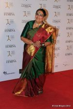Usha Uthup at Loreal Femina Women Awards in Mumbai on 22nd March 2012 (162).JPG