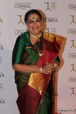 Usha Uthup at Loreal Femina Women Awards in Mumbai on 22nd March 2012 (163).JPG