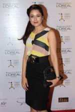 Yuvika Chaudhary at Loreal Femina Women Awards in Mumbai on 22nd March 2012 (175).JPG