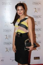 Yuvika Chaudhary at Loreal Femina Women Awards in Mumbai on 22nd March 2012 (176).JPG