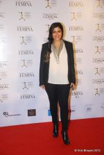 at Loreal Femina Women Awards in Mumbai on 22nd March 2012 (8).JPG