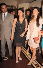 Jacqueline Fernandez,  Asin Thottumkal, Akshay Kumar at Times Now Foodie Awards in Mumbai on 24th March 2012 (19).JPG