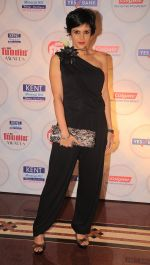 Mandira Bedi at Times Now Foodie Awards in Mumbai on 24th March 2012 (10).JPG
