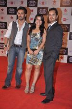 Amita Pathak, Raghav Sachar at Big Star Young Entertainer Awards in Mumbai on 25th March 2012 (122).JPG