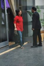 Anjali Tendulkar at Sachin Tendulkar 100s press conference in Mumbai on 25th March 2012 (28).JPG