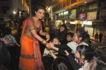 Kulraj Randhawa @ On road promotion of _Chaar Din Ki Chandni_ before the Premiere in Hong Kong..JPG