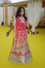Reemma Sen at Reema Sen wedding reception in Mumbai on 25th March 2012 (2).jpg