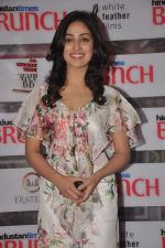 Yami Gautam at Shootout At Wadala promotions in HT Brunch on 26th March 2012 (150).JPG