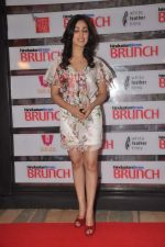 Yami Gautam at Shootout At Wadala promotions in HT Brunch on 26th March 2012 (151).JPG