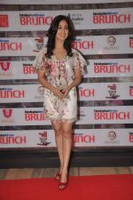 Yami Gautam at Shootout At Wadala promotions in HT Brunch on 26th March 2012 (152).JPG