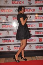 Mauli Dave at Shootout At Wadala promotions in HT Brunch on 26th March 2012 (34).JPG