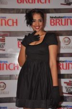Mauli Dave at Shootout At Wadala promotions in HT Brunch on 26th March 2012 (38).JPG