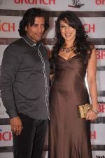 Pooja Bedi, Akashdeep Saigal at Shootout At Wadala promotions in HT Brunch on 26th March 2012 (74).JPG