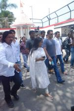 Salman Khan at Mona Kapoor funeral in Mumbai on 26th March 2012 (238).JPG