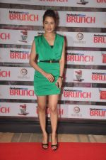 Yuvika Chaudhary at Shootout At Wadala promotions in HT Brunch on 26th March 2012 (44).JPG