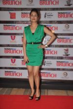 Yuvika Chaudhary at Shootout At Wadala promotions in HT Brunch on 26th March 2012 (45).JPG