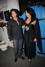 Pooja Bedi, Akashdeep saigal at UTVstars Walk of Stars after party in Olive, BAndra, Mumbai on 28th March 2012 (1).JPG