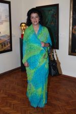 maharani asha gaekwad at Indian Art Maestros exhibition in India Fine Art on 27th March 2012 (48).JPG