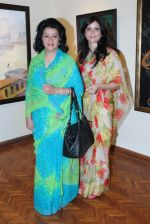 maharani asha gaekwad at Indian Art Maestros exhibition in India Fine Art on 27th March 2012 (54).JPG
