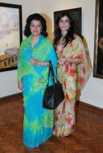 maharani asha gaekwad at Indian Art Maestros exhibition in India Fine Art on 27th March 2012 (55).JPG