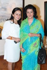 maharani asha gaekwad at Indian Art Maestros exhibition in India Fine Art on 27th March 2012 (56).JPG