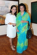 maharani asha gaekwad at Indian Art Maestros exhibition in India Fine Art on 27th March 2012 (57).JPG