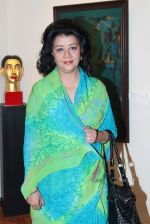 maharani asha gaekwad at Indian Art Maestros exhibition in India Fine Art on 27th March 2012 (58).JPG