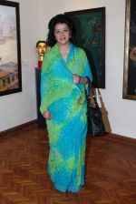 maharani asha gaekwad at Indian Art Maestros exhibition in India Fine Art on 27th March 2012 (60).JPG